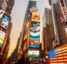 We all live in Times Square